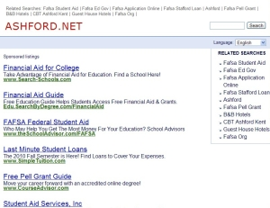ashford.net